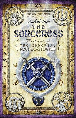 The Sorceress  The Secrets Of The Immortal Nicholas Flamel  By Michael Scott