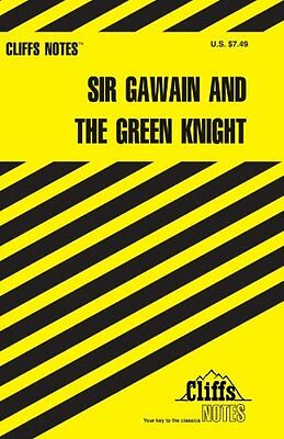 Sir Gawain and The Green Knight (Cliffs Notes) by John Gardner
