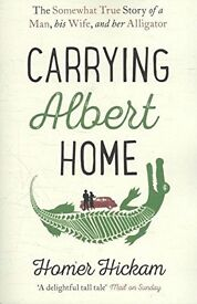 NEW book: Carrying Albert Home