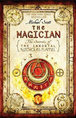The Magician  The Secrets Of The Immortal Nicholas Flamel  By Michael Scott