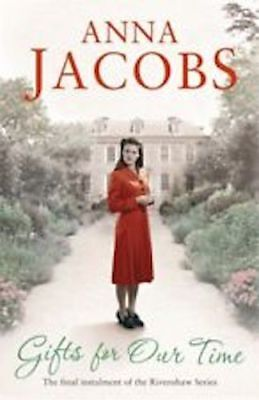 ANNA JACOBS __ GIFTS FOR OUR TIME _ RIVENSHAW 4 __ BRAND NEW __ FREEPOST UK