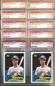 Ken Griffey JR. Rookie Card PSA 10