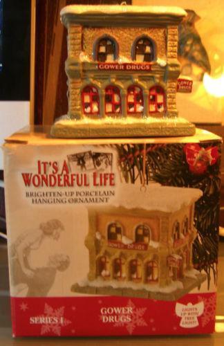 Enesco Its A Wonderful Life Ornaments Ebay