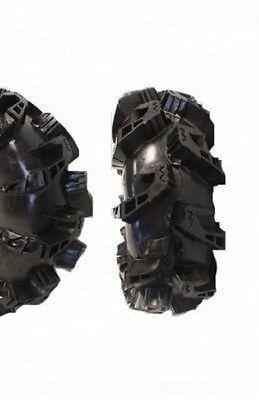 Set of (4) Gorilla 33x10-15 Silverback MT2 ATV UTV 33-10-15 Tires