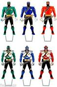 Power Rangers Cake Topper
