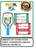 Pat Tester