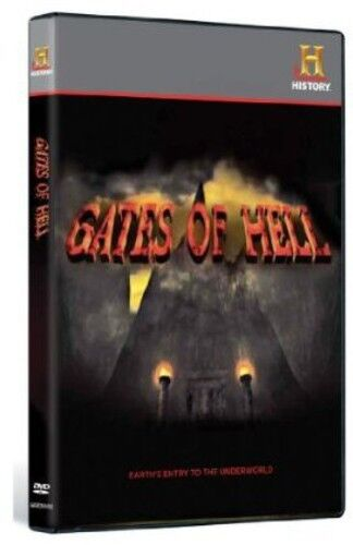 Gates of Hell (2013, DVD NEW) DTC Branded
