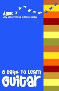 8 Days to Learn Guitar by Publishing Pvt Ltd, Leadstart -Paperback