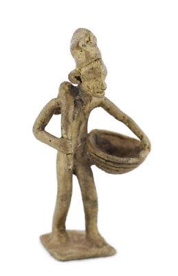 Statue Dogon of Farmer Leadership Art African Village Tireli Mali 1