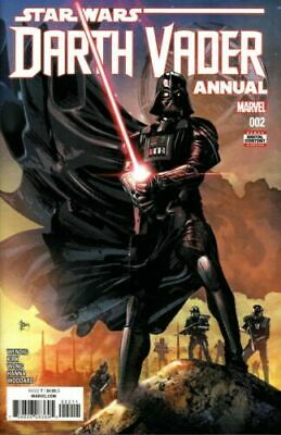 STAR WARS DARTH VADER ANNUAL #2 - MARVEL