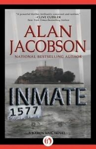Inmate 1577 by Jacobson, Alan -Paperback