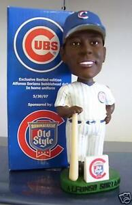 Alfonso Soriano Chicago Cubs + Other Bobbleheads Windsor Region Ontario image 5