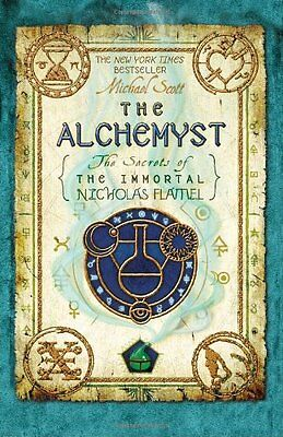 The Alchemyst  The Secrets Of The Immortal Nicholas Flamel By Michael Scott