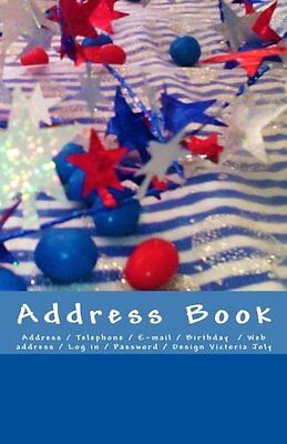 Address Book  Address   Telephone   E Mail   Birthday    Web Address   Log In
