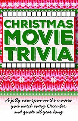 Christmas Movie Trivia  A Jolly New Spin on the Movies You Watch Ever ()