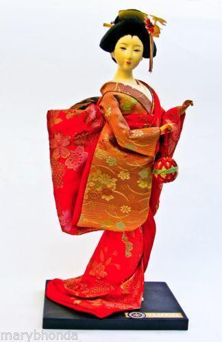 Vintage Japanese Porcelain Geisha Doll - Hot Girls Wallpaper