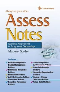 Assess Notes: Assessment and Diagnostic Reasoning