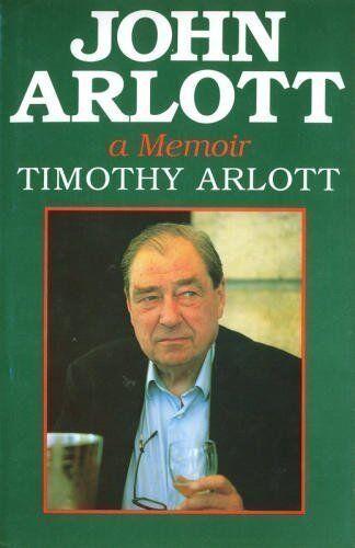 John Arlott: A Memoir,Timothy Arlott- 9780233988733
