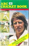 ABC Cricket Book