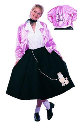 21228a4befb6e Pink Ladies Jacket Grease