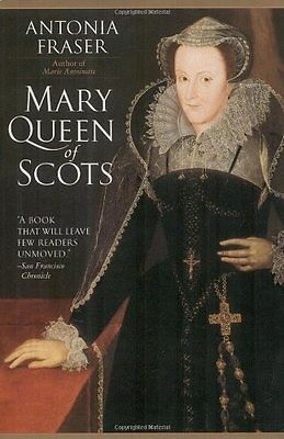 Mary Queen Of Scots By Antonia Fraser   Paperback   Delta   New  Free Shipping