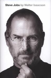 STEVE JOBS: The Biography - HARDBACK NEW 2011