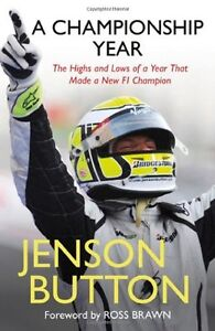 My Championship Year Book | Jenson Button NEW PB 1409118274 BTR