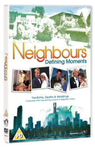 Neighbours: Defining Moments DVD (2008) Kylie Minogue