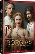 The Borgias DVD
