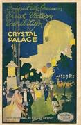 Crystal Palace Poster