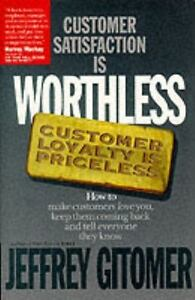 customer satisfaction and loyalty literature review pdf