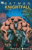 Batman Knightfall Graphic Novel