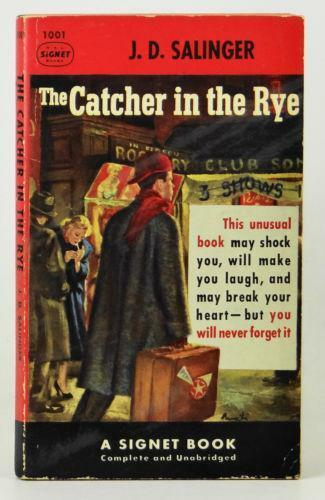The Catcher in the Rye Quotes - Page 4 | Just Great DataBase