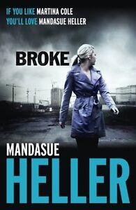 Broke,Mandasue Heller- 9780340960141