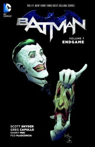 Batman Vol. 7 Endgame (the New 52) By Scott Snyder: Used