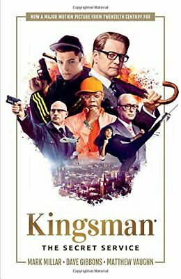 Kingsman: The Secret Service New Paperback Book