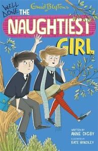Naughtiest Girl 8 Well Done The Naughtiest Girl Digby Anne Very Good condi - Gillingham, United Kingdom - Naughtiest Girl 8 Well Done The Naughtiest Girl Digby Anne Very Good condi - Gillingham, United Kingdom