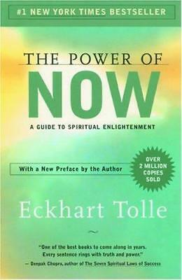 The Power of Now: A Guide to Spiritual Enlightenment by Eckhart Tolle PDF-ebook