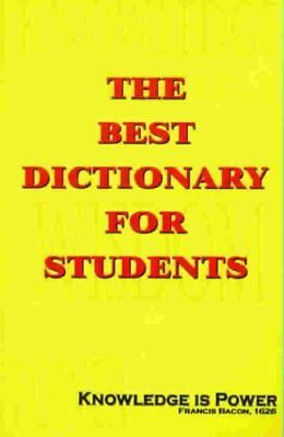 The Best Dictionary for Students -