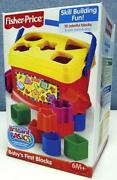 Fisher Price Blocks