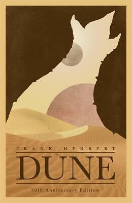 Dune, Herbert, Frank, New, Book