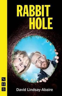 Rabbit Hole (NHB Modern Plays) by David Lindsay-Abaire, NEW Book, FREE & Fast