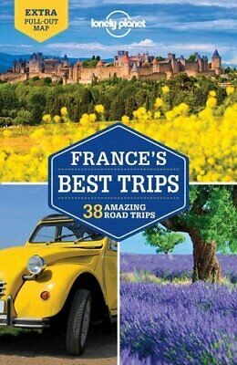 Lonely Planet France's Best Trips 9781786573209 | Brand New | Free UK (Best New Cookbooks Uk)