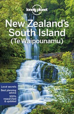 Lonely Planet New Zealand's South Island by Lonely Planet 9781786570826