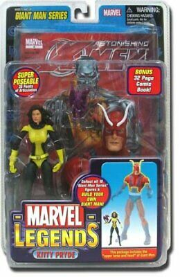 Marvel Legends Giant Man Series Kitty Pryde Action Figure X-men 2006 NEW