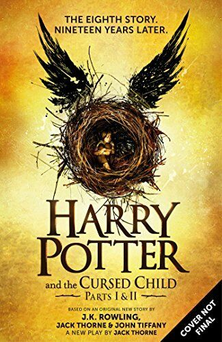 Harry Potter And The Cursed Child, Parts 1 & 2, Sp