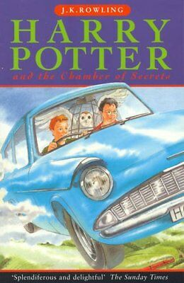 Harry Potter and the Chamber Of Secrets By J.K.; Cliff Wright Cover Art