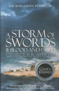 A Song of Ice and Fire 03. A Storm of Swords: Part 2. Blood and Gold von...