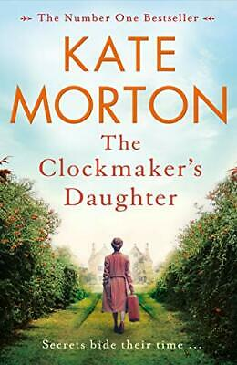 The Clockmaker's Daughter by Kate Morton New Paperback Book
