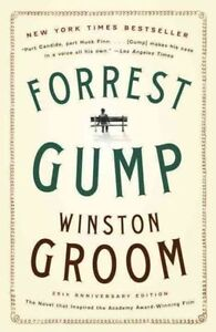 Top 5 Books About  Forest Gump